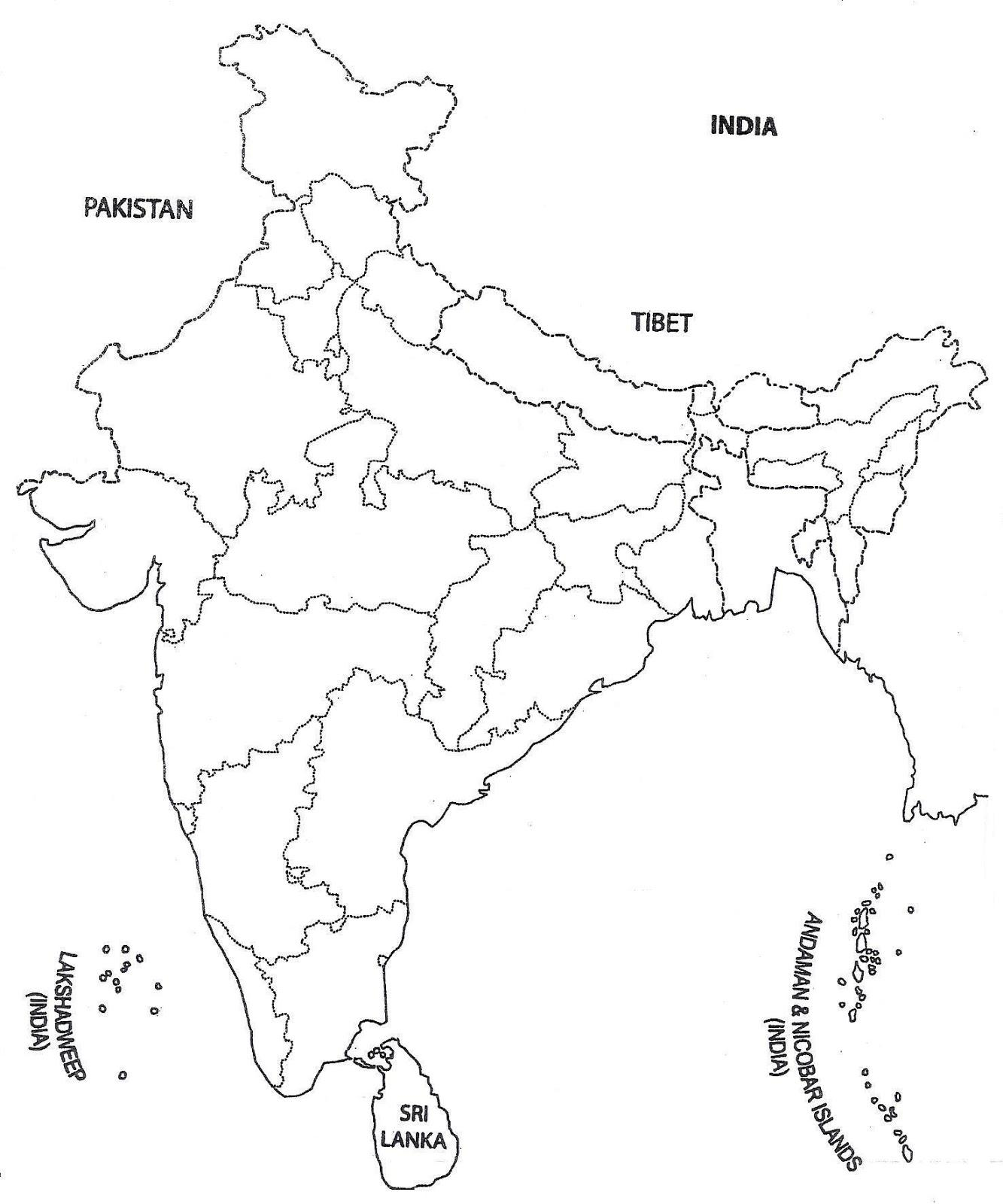 Blank Political Map Of Southeast Asia.Blank Political Map Of India Political Map Of India Blank