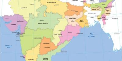 India map political